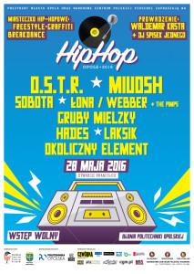 28.05 Hip Hop Opole